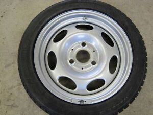 Smart Fortwo Winter Tires On Rims