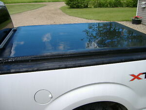 Tonneau cover for long box F150