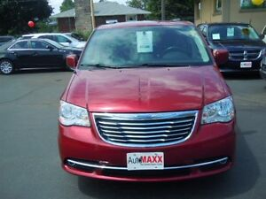 2015 CHRYSLER TOWN & COUNTRY TOURING- DVD PLAYER, REAR VIEW CAME