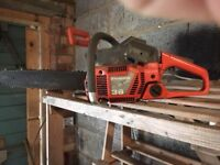 Husqvarna Air injection 36 chainsaw spares or repair