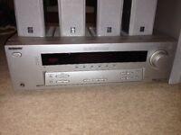 Yamaha/Sony surround sound system