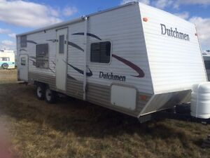 2007 Dutchmen 27B  Bunk Model in Excellent Condition
