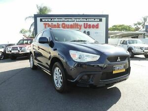 2011 Mitsubishi ASX XA MY11 2WD Blue 5 Speed Manual Wagon Caboolture Caboolture Area Preview