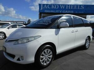2009 Toyota Tarago ACR50R GLi White 4 Speed Automatic Wagon Bankstown Bankstown Area Preview