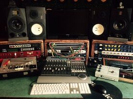 Professional recording / writing / production / mixing studio in the heart of Shoreditch