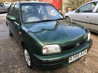 Nissan Micra 1.3 Automatic very low miles 49000