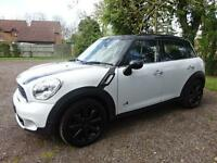 Mini Mini Countryman Cooper SD Diesel AUTO ALL4 ( Chili ) 2012 / 62 Reg