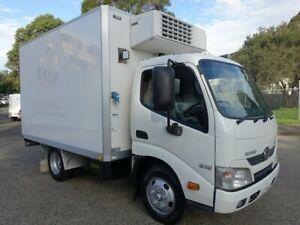 2013 Hino 300 XZU605R 616 IFS Auto SWB Refrigerated Truck 4.0l 4x2 Homebush West Strathfield Area Preview