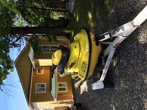 Sea Doo for sale Gatineau Ottawa / Gatineau Area image 4