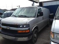 2005 Chevrolet Van Express 2500 Allongée