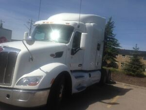 Call Syed for2014 Peterbilt 579 Automatic, 72 double bunk Sleepe