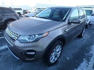 2016 Land Rover Discovery HSE 7,000kms, Navigation,Like New