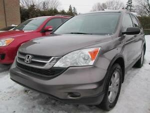 2011 Honda CR-V LX 4X4 A/C CRUISE MAGS 47$/SEM