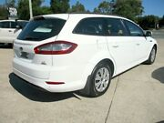 2012 Ford Mondeo MC LX PwrShift TDCi White 6 Speed Sports Automatic Dual Clutch Wagon Noosaville Noosa Area Preview