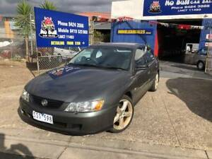 2004 Holden Commodore ACCLAIM Automatic Sedan LOW KLM's