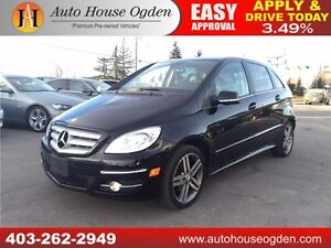2011 Mercedes-Benz B-Class B200 Turbo LEATHER ROOF