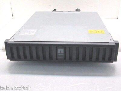 Netapp Fas2040 San Storage W  12X 600Gb 15K Sas   2X Sas Controllers   Rails