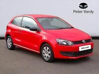 2010 VOLKSWAGEN POLO HATCHBACK