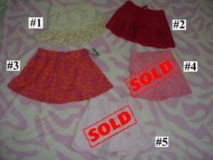 3T Girl's --- Skirts lot