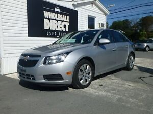 2013 Chevrolet Cruze SEDAN LT TURBO 1.4 L