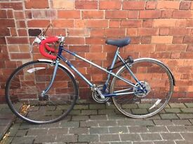 Rayleigh BIKE ladies or small 10 gears great condition