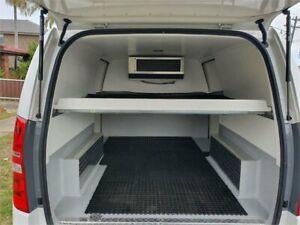 2017 Hyundai iLOAD TQ3-V Series II MY18 White Automatic Refrigerated Van Lidcombe Auburn Area Preview