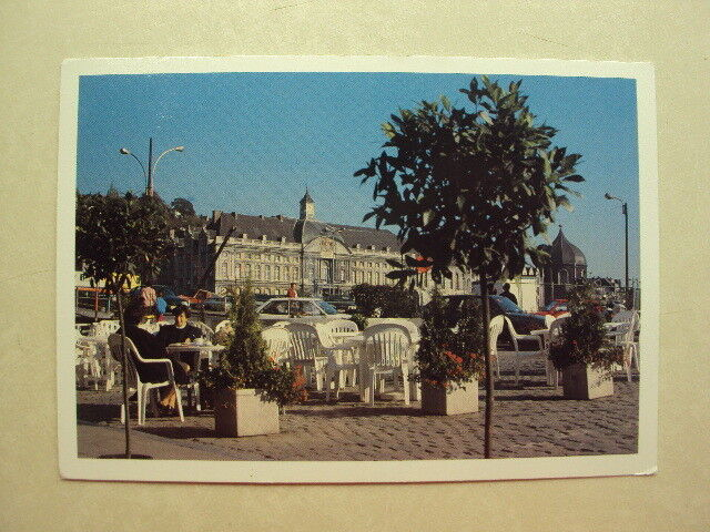 29587 - LIEGE - FACADE CLASSIQUE DU PALAIS DES PRINCES EVEQUES - ZIE 2 FOTO'S