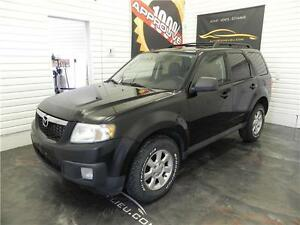 2009 MAZDA TRIBUTE GS (AWD) TOIT,CUIR,MAGS,