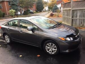 2012 Honda Civic LX (Only 53K!!!!)