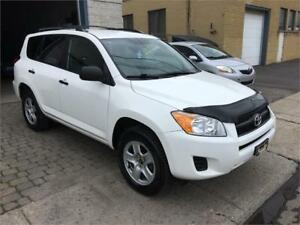 2011 TOYOTA RAV4 ***4 CYLINDRES+AWD+DEMARREUR* 9900$ ***