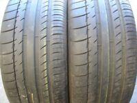 PartWorn Tires, Braintree Tyres, Used Tyres, Variety of Sizes, 225/245/255/235/40/55/18