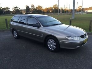 2002 Holden Commodore VX II Acclaim Bronze 4 Speed Automatic Wagon West Gosford Gosford Area Preview