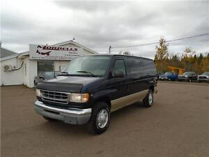 2001 FORD E350 TRAVELLING VAN!!!!!