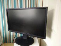 """LG Flatron W2246 22"""" Full HD LCD Monitors (x2 - £60 each)"""