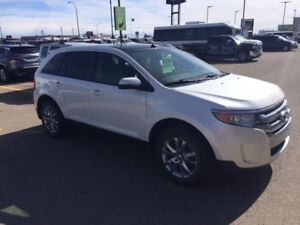 2013 Ford Edge SEL AWD, LEATHER SEATS, DUAL SUN ROOF