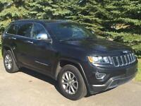 2014 Grand Cherokee Limited ~ Get Approved Now ~ Low Payment!
