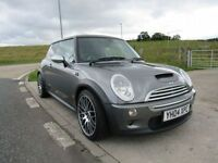 MINI HATCH COOPER 1.6 COOPER S 3d 161 BHP 6 Months RAC Warranty (grey) 2004