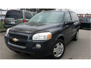 2008 Chevrolet Uplander LS MINT CONDITION - FINANCING AVAILABLE