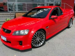 2007 Holden Ute VE SS Utility 2dr Spts Auto 6sp 6.0i Red Sports Automatic Utility