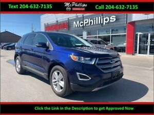2016 Ford Edge SEL - REAR CAMERA / PUSH BUTTON START