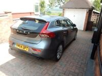 VOLVO V40 D3 Diesel, Authomatic with cruise control, winter package etc.