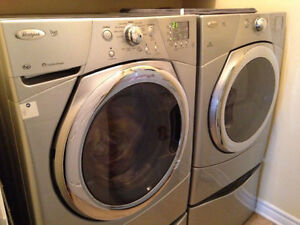 Washer and dryer Whirpool