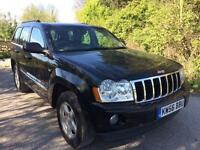 Jeep Grand Cherokee 3.0CRD V6 AUTO Limited 2007(56)