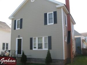 3 BEDROOM HOUSE - SEPTEMBER 1ST - DOWNTOWN - HEAT INCLUDED!