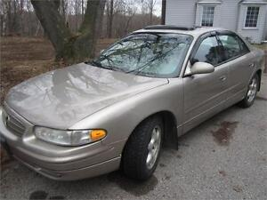 "2002 Buick Regal LEATHER LOADED REGAL ""LS"""