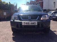 Honda Cr-V 2.0 5dr£1,195 1999 (T reg), Hatchback