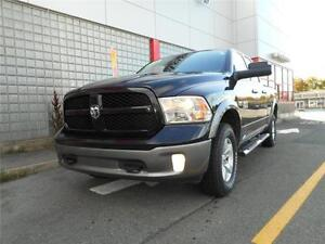 2013 Ram Quad Cab 4x4 Outdoorsman
