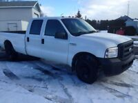 2006 Ford F-250 6 place Camionnette