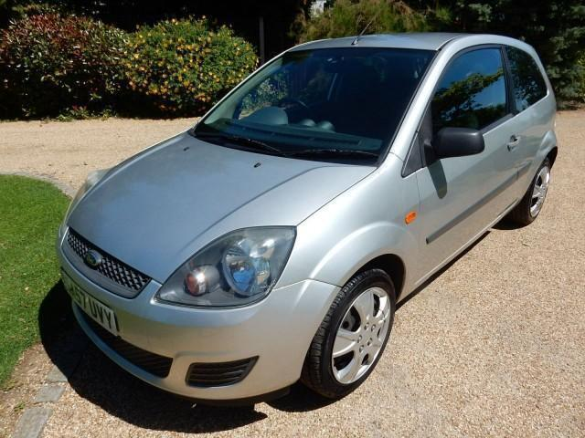 CHEAP CAR 2007 57 FORD FIESTA 1.2 STYLE CLIMATE 16V 3D 78 BHP
