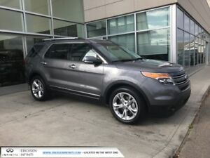 2014 Ford Explorer LIMITED/NAV/HEATED AND COOLED SEATS/HEATED SE